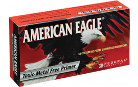 Federal AE40N1 Standard 40 S&W Total Metal Jacket 180 GR - 50rd Box