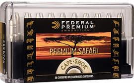 Federal P375T4 Vital-Shok 375 H&H Magnum Trophy Bonded Bear Claw 250 GR - 20rd Box