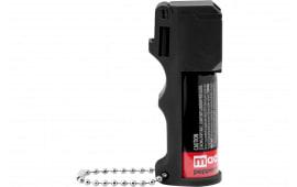 Mace 80745 Pocket Pepper Spray 12 Grams OC Pepper 10 ft Range Black