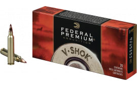 Federal P220B V-Shok 220 Swift 40 GR Nosler Ballistic Tip - 20rd Box