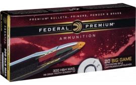 Federal P300HTT1 Vital-Shok 300 Holland & Holland Magnum 180 GR Trophy Bonded Tip - 20rd Box