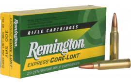 Remington Ammo R30SV2 Core-Lokt 300 Savage Pointed Soft Point 150 GR - 20rd Box
