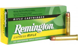 Remington Ammunition R4570G Standard 45-70 Government 405 GR Core-Lokt Soft Point - 20rd Box