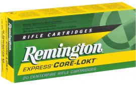 Remington Ammunition R7MM4 Core-Lokt 7mm Remington Magnum 140 GR Core-Lokt Pointed Soft Point - 20rd Box
