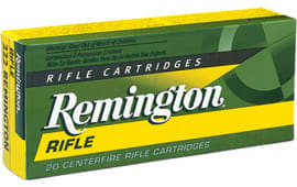 Remington Ammunition R762391 Core-Lokt 7.62x39mm 125 GR Pointed Soft Point - 20rd Box