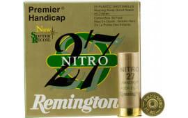 "Remington Ammunition STS12NH8 Shot-to-Shot Target Load 12GA 2.75"" 1-1/8oz #8 Shot - 250sh Case"
