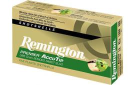 """Remington Ammunition PRA12 Premier 12GA 2.75"""" 385 GR Slug Shot - 5sh Box"""