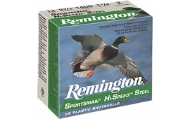 "Remington SSTHV102 Sportsman Hi-Speed Loads 10GA 3.5"" 1.4oz #2 Shot - 250sh Case"