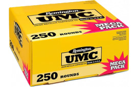 Remington Ammunition L45AP4A UMC 45 ACP 230 GR Metal Case (FMJ) - 250rd Box