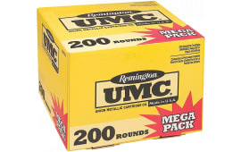 Remington Ammunition L223R7A UMC .223/5.56 NATO Jacketed Hollow Point 45 GR - 200rd Box