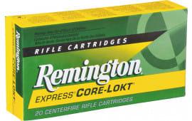 Remington Ammunition R308ME1 308 Marlin Express 150 GR Core-Lokt Soft Point - 20rd Box