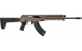 "M+M M10X-Z-FDE M10X Rifle 762X39 Synthetic 16.5"" 30rd"