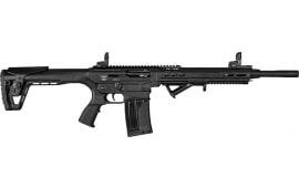 "Landor Arms Semi-Automatic AR-15 Pattern Shotgun 18.5"" 12GA 5rd - LDLND1171218"
