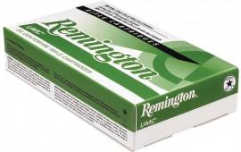Remington Ammunition L223R8V UMC .223/5.56 NATO 50 GR Jacketed Hollow Point - 20rd Box