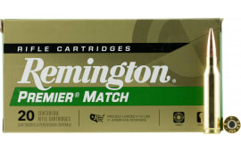 Remington Ammunition RM260R Premier 260 Remington 140 GR Open Tip Match Boat Tail - 20rd Box