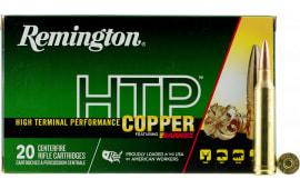 Remington Ammunition HTP7MM HTP Copper 7mm Remington Magnum 140 GR TSX - 20rd Box