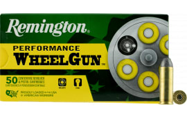 Remington Ammunition RPW45C Performance WheelGun 45 ACP 250 GR Lead Round Nose - 50rd Box