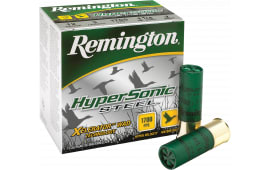 "Remington HSS1235B HyperSonic Steel 12GA 3.5"" 1-3/8oz BB Shot - 25sh Box"