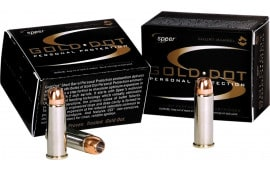 Speer Ammo 954 Gold Dot 22 Winchester Mag 40 GR Hollow Point - 50rd Box