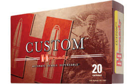 Hornady 8347 Custom 6.8mm Remington SPC 120 GR SST - 20rd Box