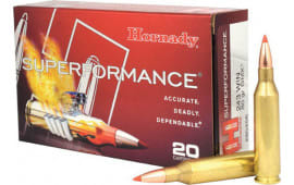 Hornady 80456 Superformance 243 Winchester 80 GR GMX - 20rd Box