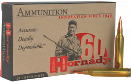 Hornady 80592 Superformance 7mm Remington Magnum 139 GR GMX - 20rd Box