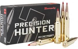 Hornady 82213 Precision Hunter 300 Weatherby Magazine 200  GR ELD-X - 20rd Box
