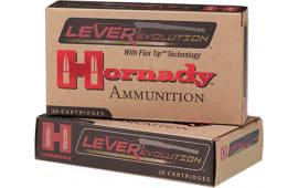 Hornady 82747 LEVERevolution 45-70 Government 325  GR Flex Tip Expanding - 20rd Box