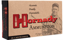 Hornady 83028 Custom 22 Hornet 45  GR Soft Point - 50rd Box