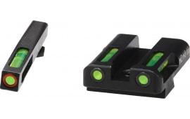 Hiviz GLN525 Litewave H3 TRIT/LITEPIPE Glock 9 40