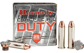 Hornady 90511 Critical Duty 357 Magazine 135  GR FlexLock - 25rd Box