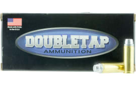 DoubleTap Ammunition 45P255HC DT Hunter 45 Colt (LC) +P 255  GR Hard Cast Keith Semi-Wadcutter - 20rd Box