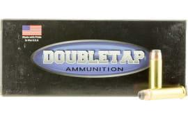 DoubleTap Ammunition 357M158CE Desert Tech Defense 357 Magnum 158 GR Jacketed Hollow Point - 20rd Box