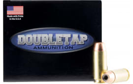 DoubleTap Ammunition 10MM200CE DT Hunter 10mm Automatic 200  GR Jacketed Hollow Point - 20rd Box