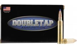 DoubleTap Ammunition 3W175X DT Safari 300 Winchester Magnum 175  GR Barnes LRX - 20rd Box