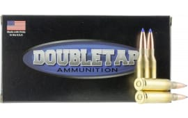 DoubleTap Ammunition 260R130SS DT Longrange 260 Remington 130  GR Swift A-Frame - 20rd Box