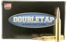 DoubleTap Ammunition 7M175LR DT Longrange 7mm Remington Magnum 175  GR Bonded Solid Base - 20rd Box