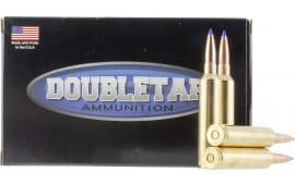 DoubleTap Ammunition 26N127X DT Longrange 26 Nosler 127  GR Barnes LRX - 20rd Box