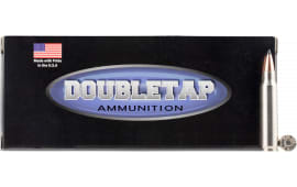 DoubleTap Ammunition 223R62SS DT Tactical .223/5.56 NATO 62  GR Full Metal Jacket Boat Tail - 20rd Box