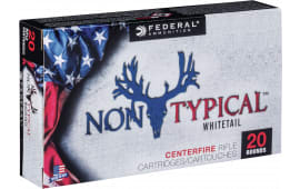 Federal 243DT100 Non-Typical 243 Winchester 100  GR Soft Point - 20rd Box