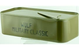 Wolf 762HPTINS PolyFormance Steel Case 7.62x39mm 123 GR Hollow Point - 700rd Case