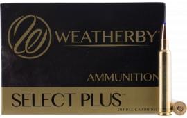 Weatherby B653127LRX 6.5-300 Weatherby Magazine 127  GR LRX Boat Tail 20 Bx - 20rd Box