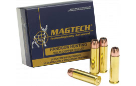 Magtech 44D Sport Shooting 44 Remington Magnum 200  GR Solid Copper Hollow Point - 20rd Box