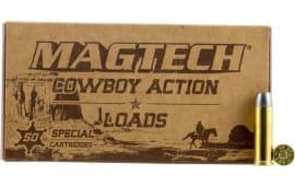 Magtech 38U Cowboy Action 38 Special 125  GR LFN - 50rd Box