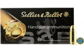 Sellier & Bellot SB9G Handgun 9mm 140  GR FMJ - 50rd Box