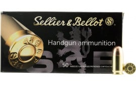Sellier & Bellot SB45GAP Handgun 45 GAP 230  GR FMJ - 50rd Box