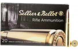 Sellier & Bellot SB303C Rifle 303 British 180  GR Soft Point - 20rd Box