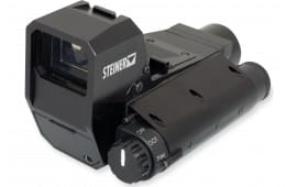 Steiner 9510 Close Quarters Thermal Sight 1-4x 18mm 2.5 MOA Interchangeable Reticle Black