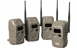 Cuddeback 11490 Cuddelink Black Flash X4
