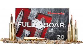 Hornady 83291 Full Boar .223/5.56 NATO 50 GR GMX - 20rd Box